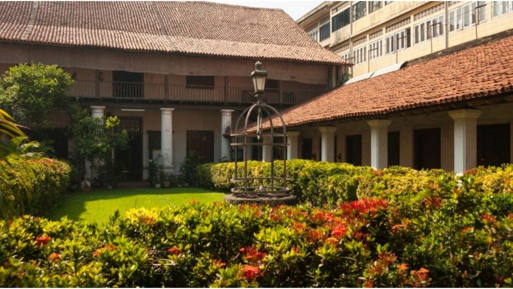 Colombo Dutch Museum Garden
