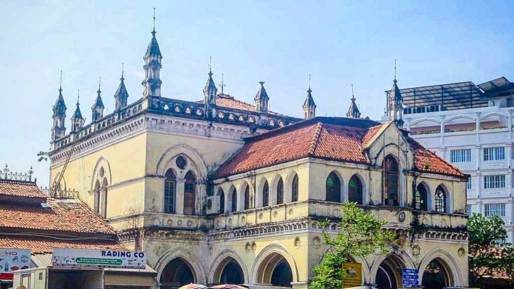 Old Town Hall Museum Colombo