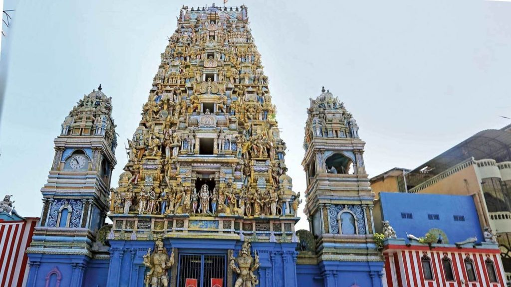 Shri Arulmigu Sivasubramania Swamy Kovil