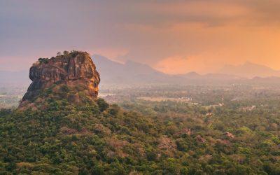 Sigiriya Rock Fortress