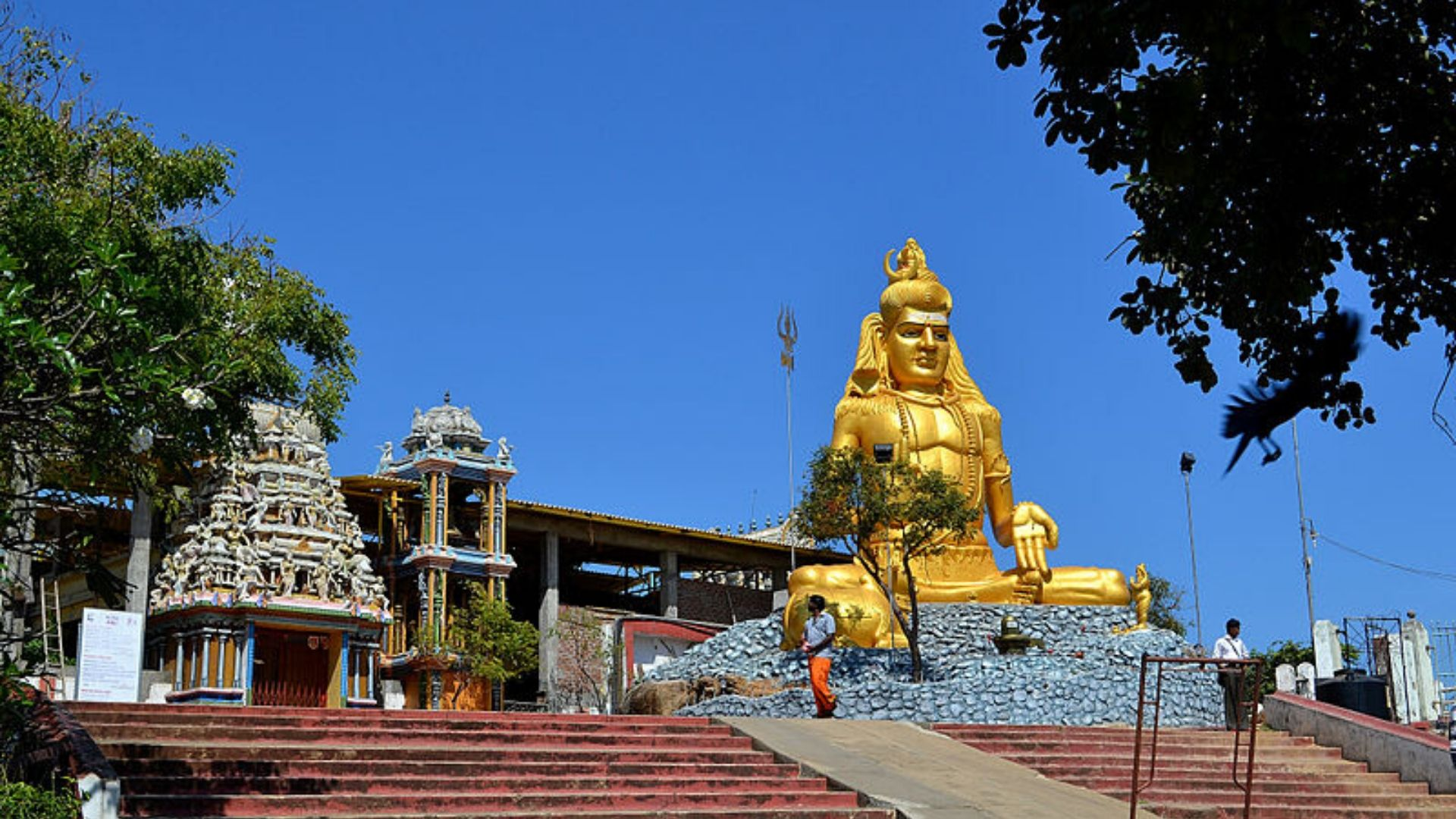 Thiru Koneswaram Temple Trincomalee Sri Lanka
