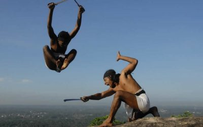 The Advent of the Indigenous Martial Art In Sri Lanka